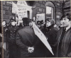 Strike 1977/8 - Demo outside City Chambers
